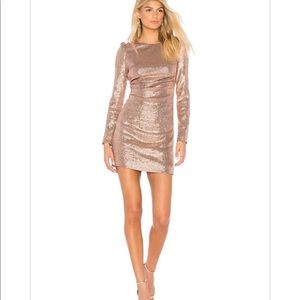 Zequin mini dress